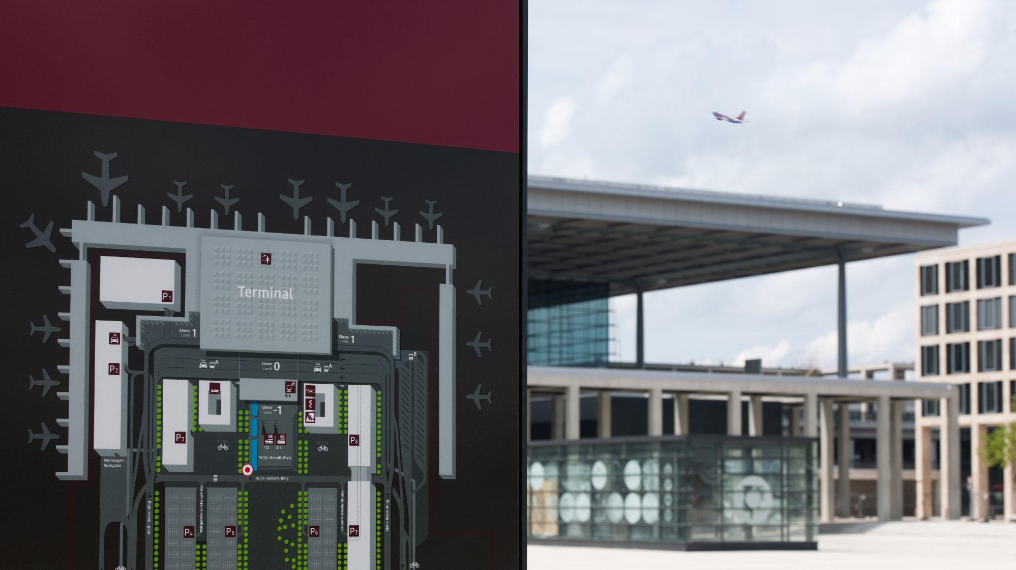 Flughafen BER Berin terraplan – Strategie & Sicherheit