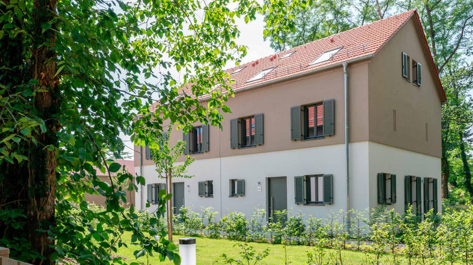 21st Century Gartenstadt® – Wohnen im Schlosspark in Güterfelde bei Berlin